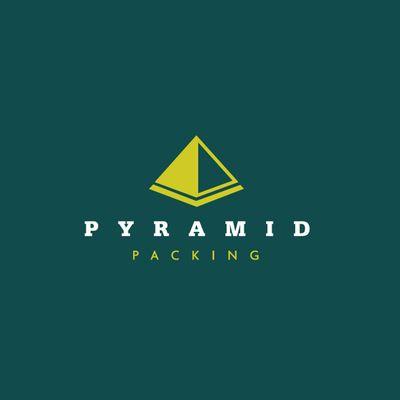 Blue Pyramid Logo Pyramid Logo