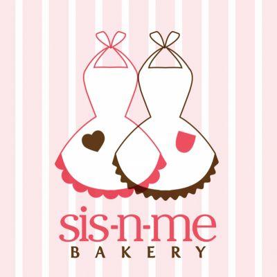 sis n me bakery logo design gallery inspiration logomix