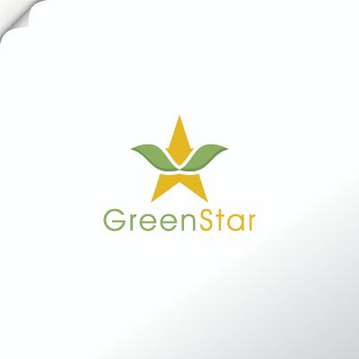 Green Star | Logo Design Gallery Inspiration | LogoMix