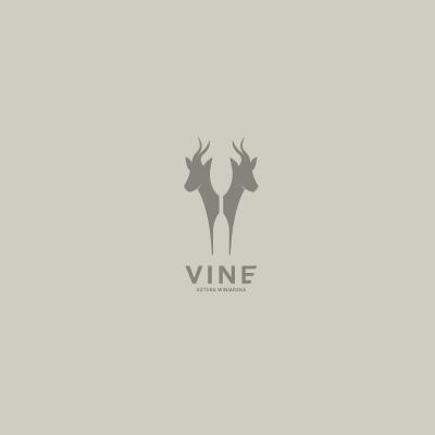 Amazing vine logo vector images