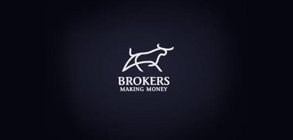 Financial logo design inspiration