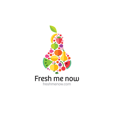 Appealing Fruit Logo Designs | Logo Design Gallery ...