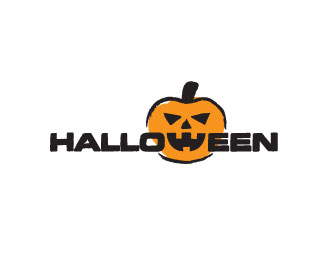Cool Pumpkin Logo Desi... Logo Ideas For Initials
